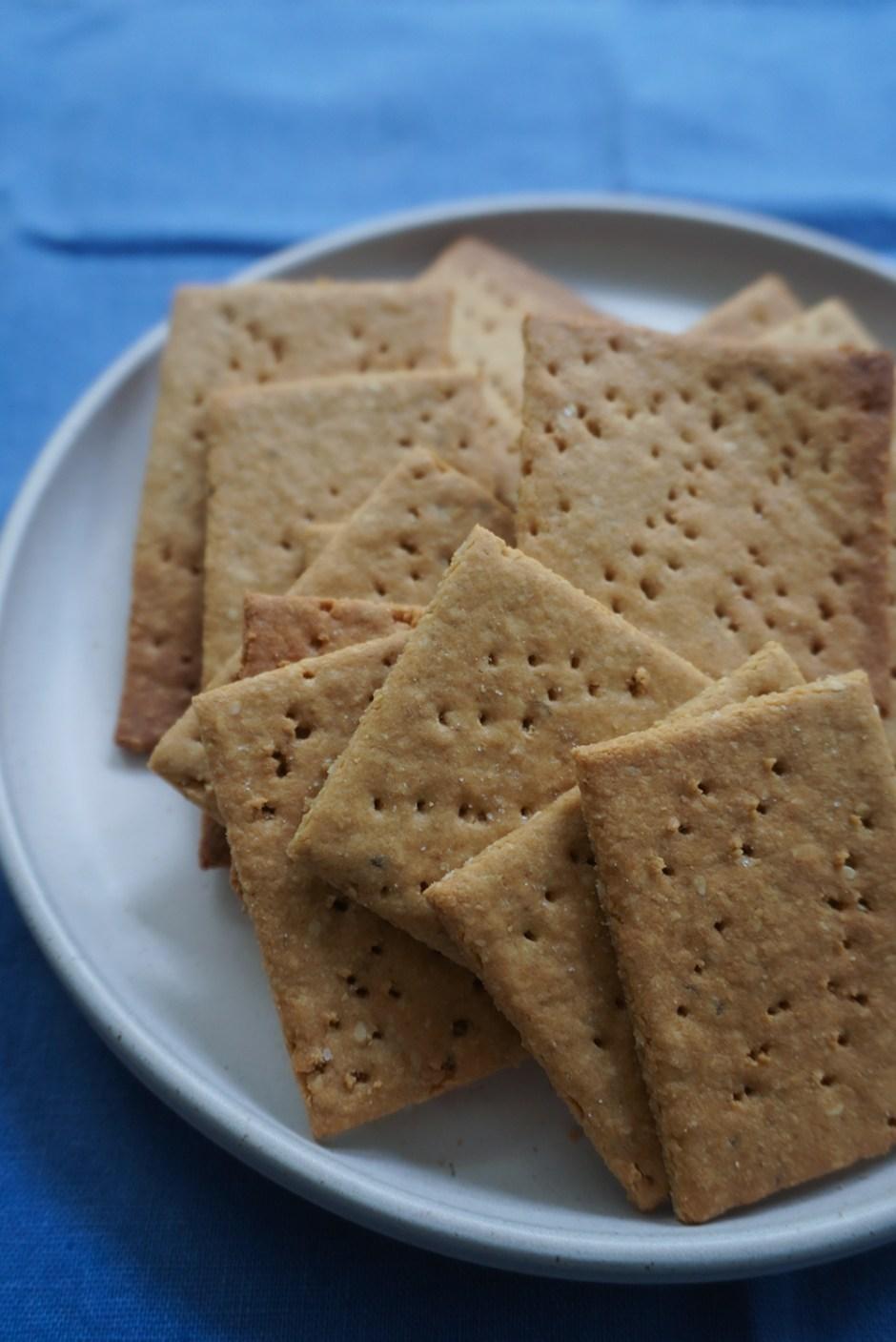 Moroccan anise cookies (Reifat)