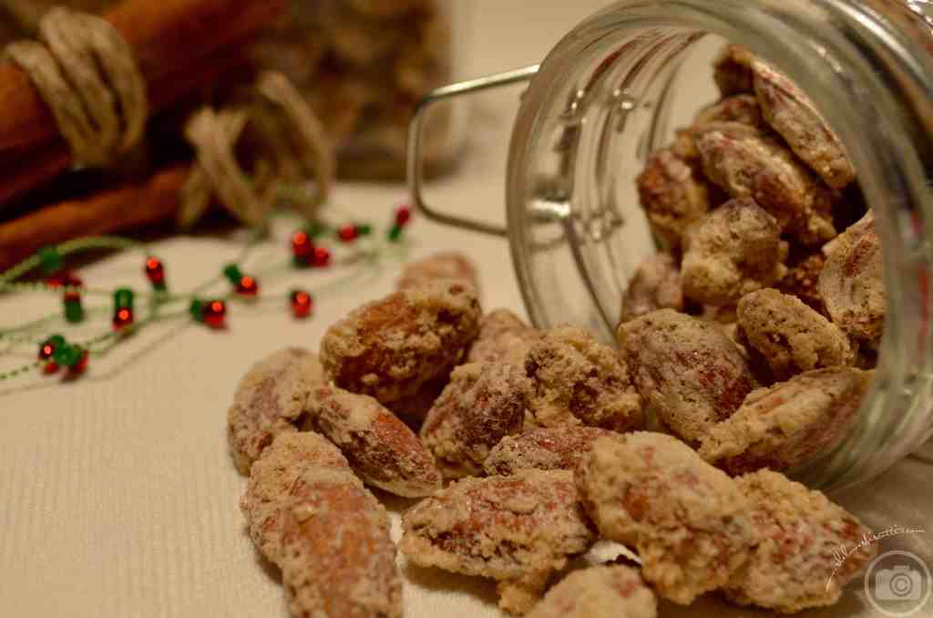 Oven Roasted Sugar Almonds