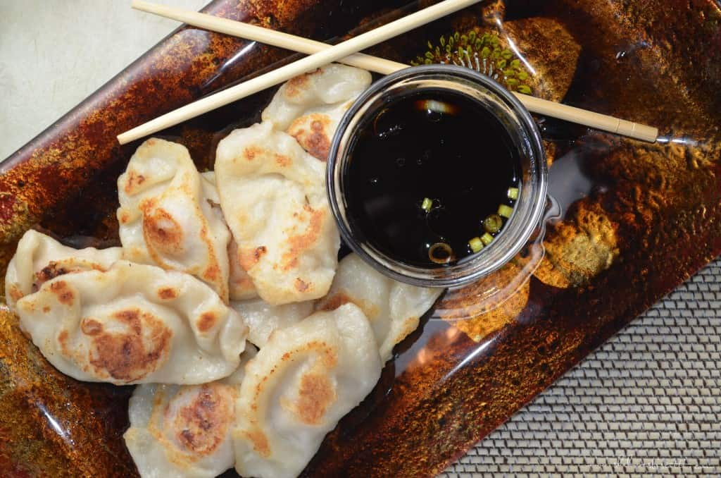 Easy Homemade Chinese Pot Stickers