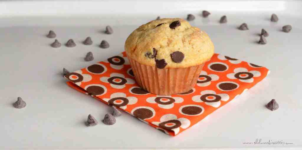 Best Ever Chocolate Chip Muffins