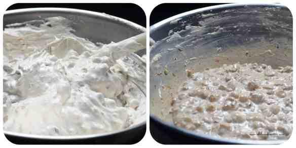 Italian Hazelnut Almond Meringues