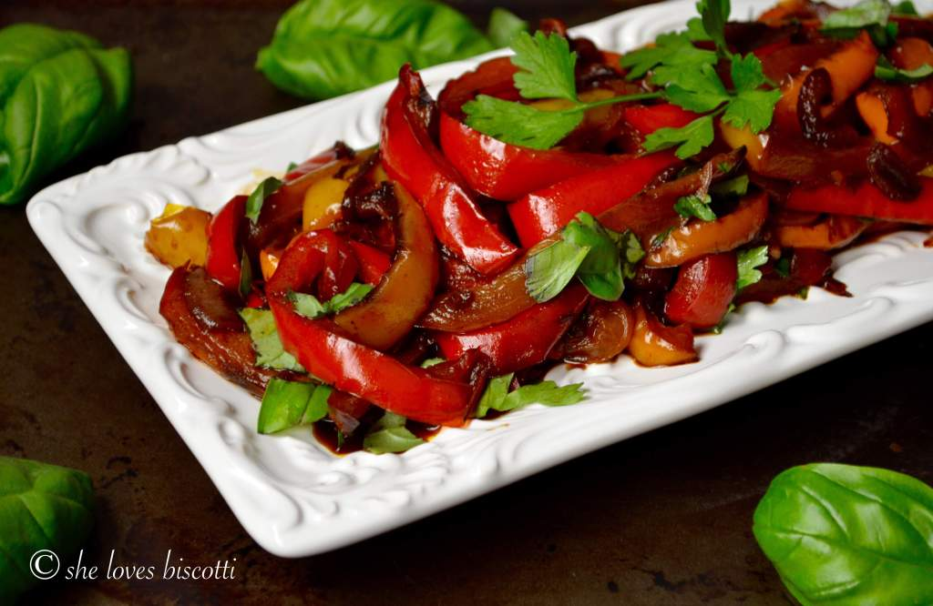 Italian Bell Pepper Stew Recipe (Peperonata)