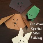 How to creatively grow your daughter's spatial skills