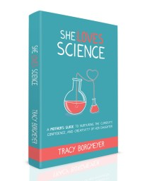 She Loves Science 3D cover