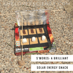 S'mores: A Brilliant Solar Energy Snack