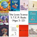 10 Inspiring STEM Books for Girls