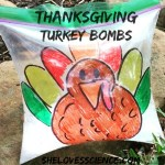 Thanksgiving Turkey Bombs