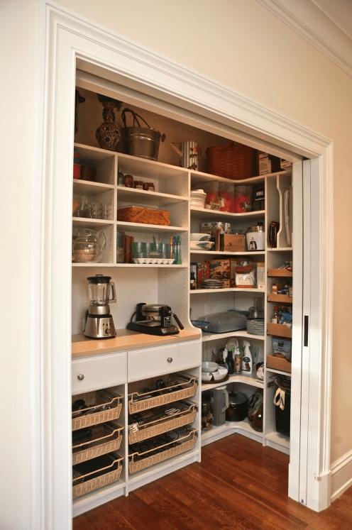 Freestanding Under Sink Bathroom Storage