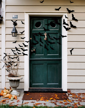 Creepy Halloween Decorating Ideas
