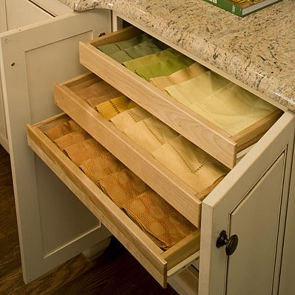 Kitchen Drawer Organization Ideas Shelterness