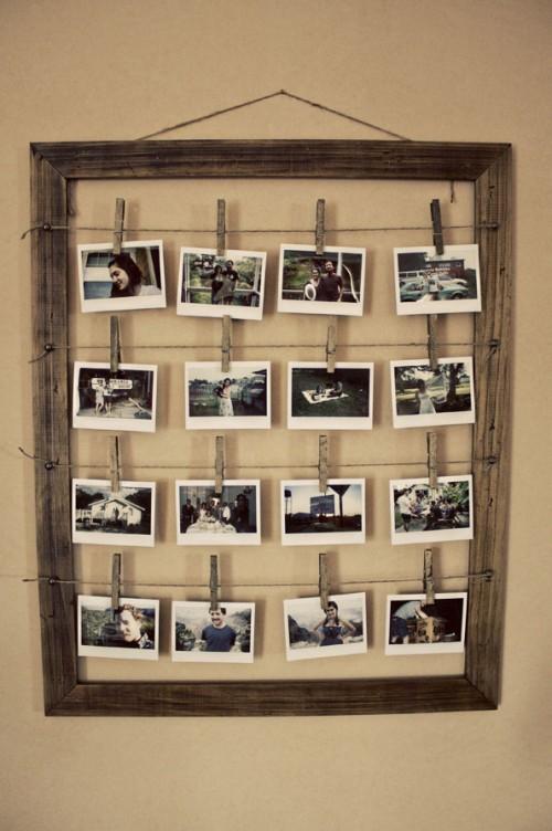 Stylish Photos Display