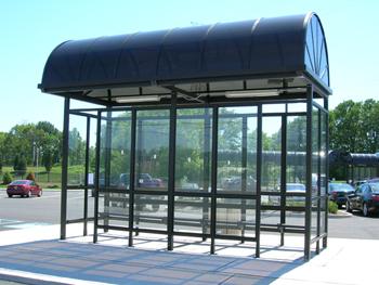 prefabricated shelter