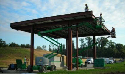 Biodiesel and Gasoline Petroleum Storage Tanks