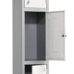 3 Compartment Lockers