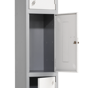 3 Compartment Lockers