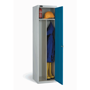 Clean and Dirty PPE Locker
