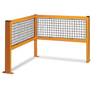 Corner Unit Barrier