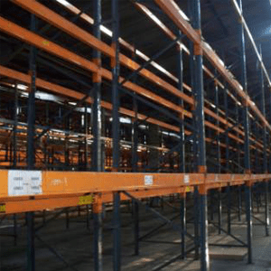 Used Dexion Speedlock pallet racking