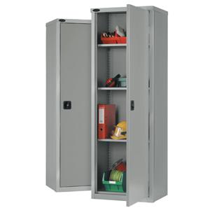 Slim industrial cupboard
