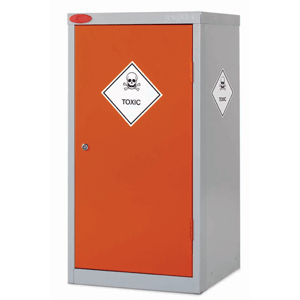 Warehouse Small Toxic Cabinet
