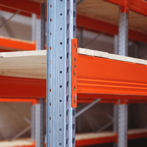 Warehouse pallet racking, SpeedRack pallet racking
