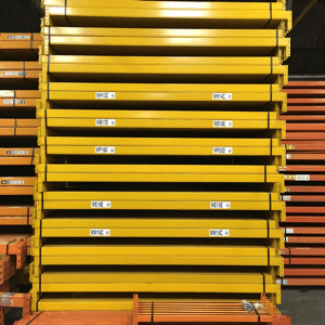 Used Redirack pallet racking