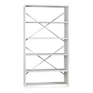 Steel Shelving - Open Bay, New Steel Shelving