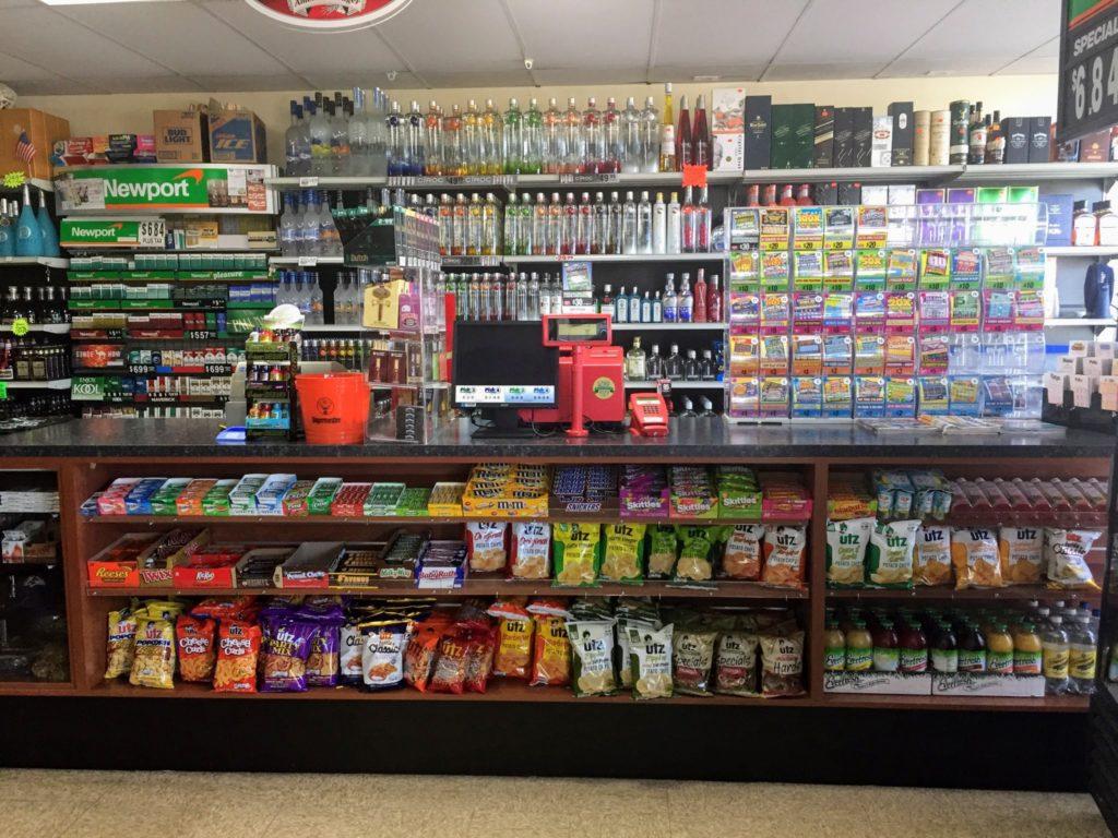 Liquor Store Shelving Beer Wine Store Fixtures Displays