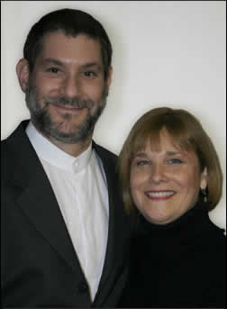 Rabbi Loren & Martha Jacobs