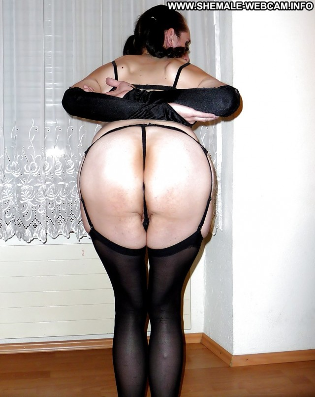 Frederica Private Pics Transexual Ass Stockings Ladyboy Black Shemale