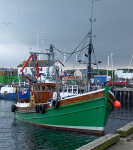 Ribhinn Donn II coming in to Campbeltown
