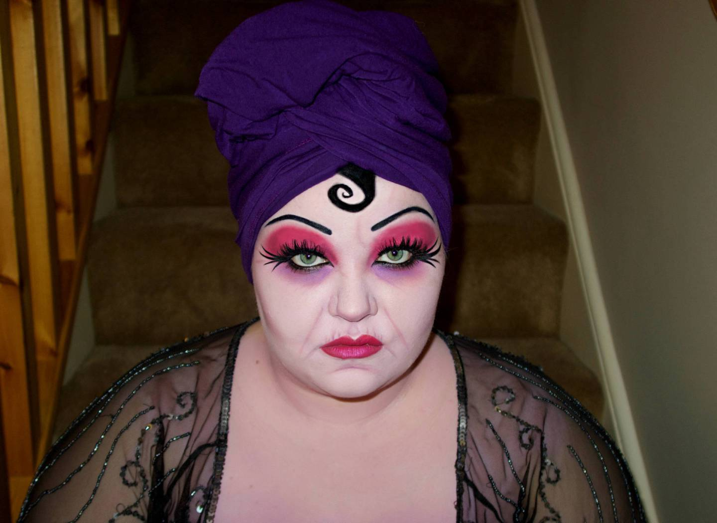 Plus Size Disney Villains Yzma Halloween Look She Might Be Loved