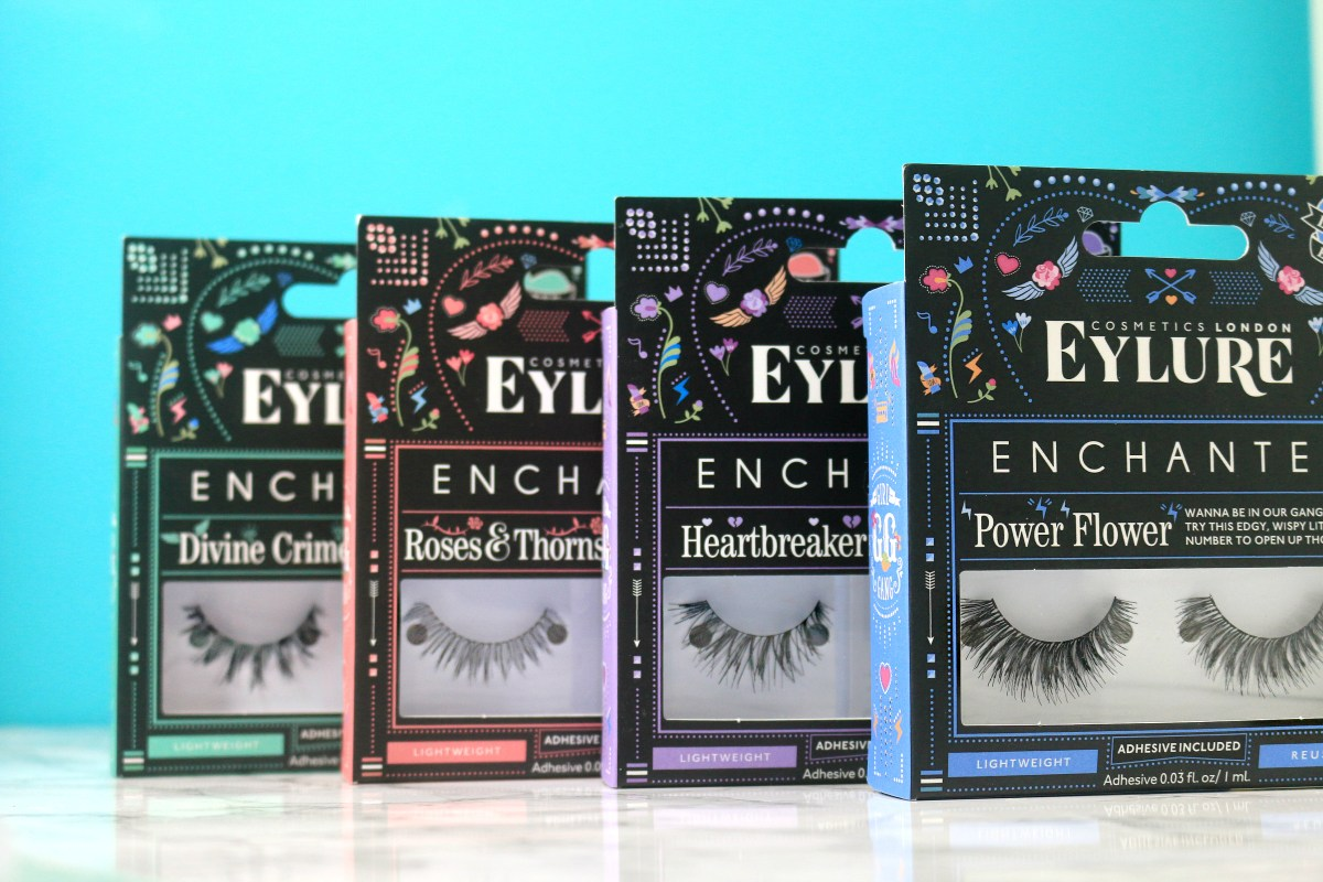 fd9d5eacd87 New Products from Eylure Including Eylure Enchanted Lashes - She ...