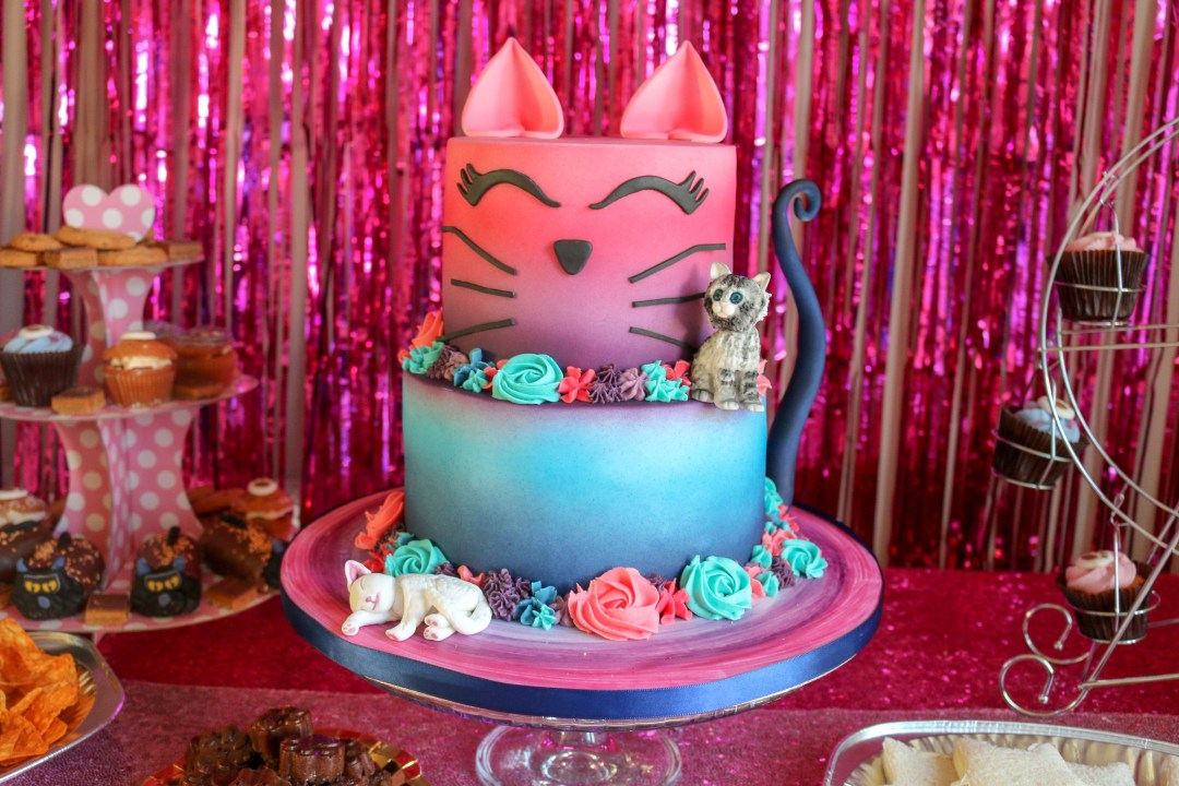 Fabulous Throwing The Ultimate Birthday Party For Cats She Might Be Loved Funny Birthday Cards Online Ioscodamsfinfo