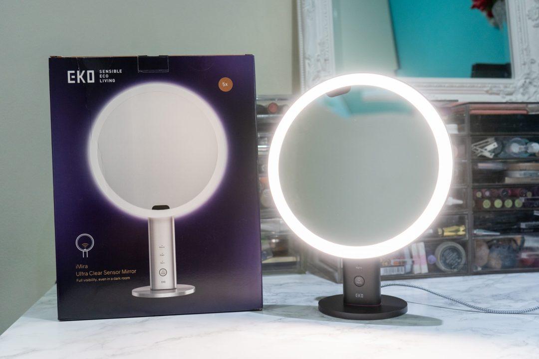 EKO Home iMira Light Up Sensor Mirror