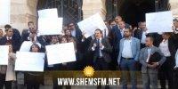 رئيس جمعية المحامين الشبان ينفي تهمة التطبيع ويدعو العميد إلى رفع يده على الجمعية