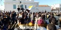 احتجاجات بنزرت : اعتقالات في صفوف المحتجين وحالة من الاستنفار الأمني