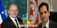 التطلع لتبادل الزيارات قريبا: أبرز محاور مكالمة هاتفية بين وزيري الخارجية التونسي والفرنسي