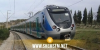 العاصمة: استئناف حركة سير القطارات