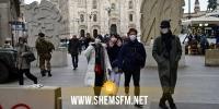 إيطاليا: تسجيل 249 إصابة جديدة بكورونا و14 وفاة خلال 24 ساعة