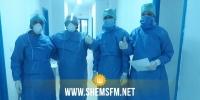 مركز كوفيد 19 بالمنستير: نظام داخلي جديد والإطار الطبي يتراجع عن الاستقالة