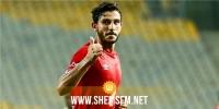 إصابة لاعب الأهلي المصري حمدي فتحي بكورونا
