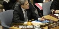 الجرندي يدعو المجموعة الدولية إلى الاستمرار في مساندة ليبيا حتى تعبر نحو مرحلة الاستقرار