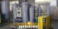 القصرين: الترفيع في طاقة تخزين الأوكسجين إلى حدود 29 ألف لتر