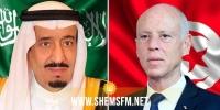 رئيس الدولة للملك السعودي: