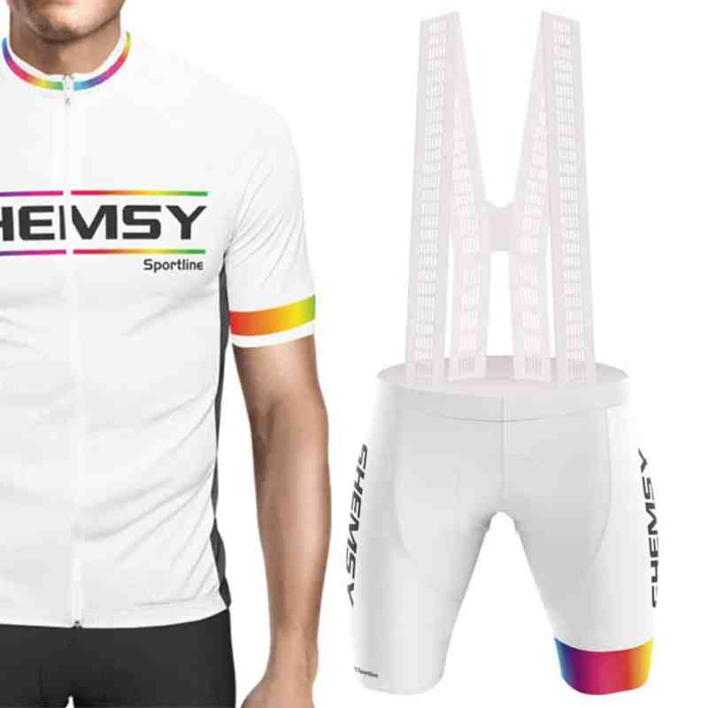 maillots cycliste et cuissard SportLine