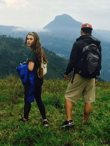 Caldas Mountains, Colombia