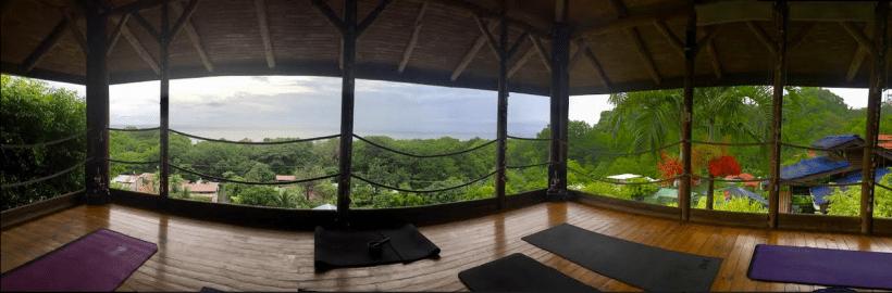 horizon yoga hotel santa teresa costa rica