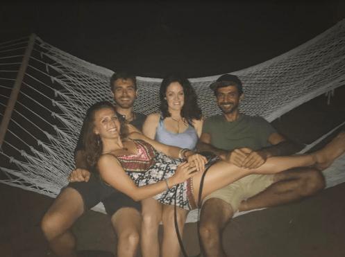 hammock friendship costa rica