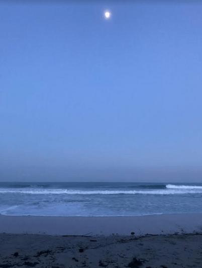 santa teresa costa rica sunrise